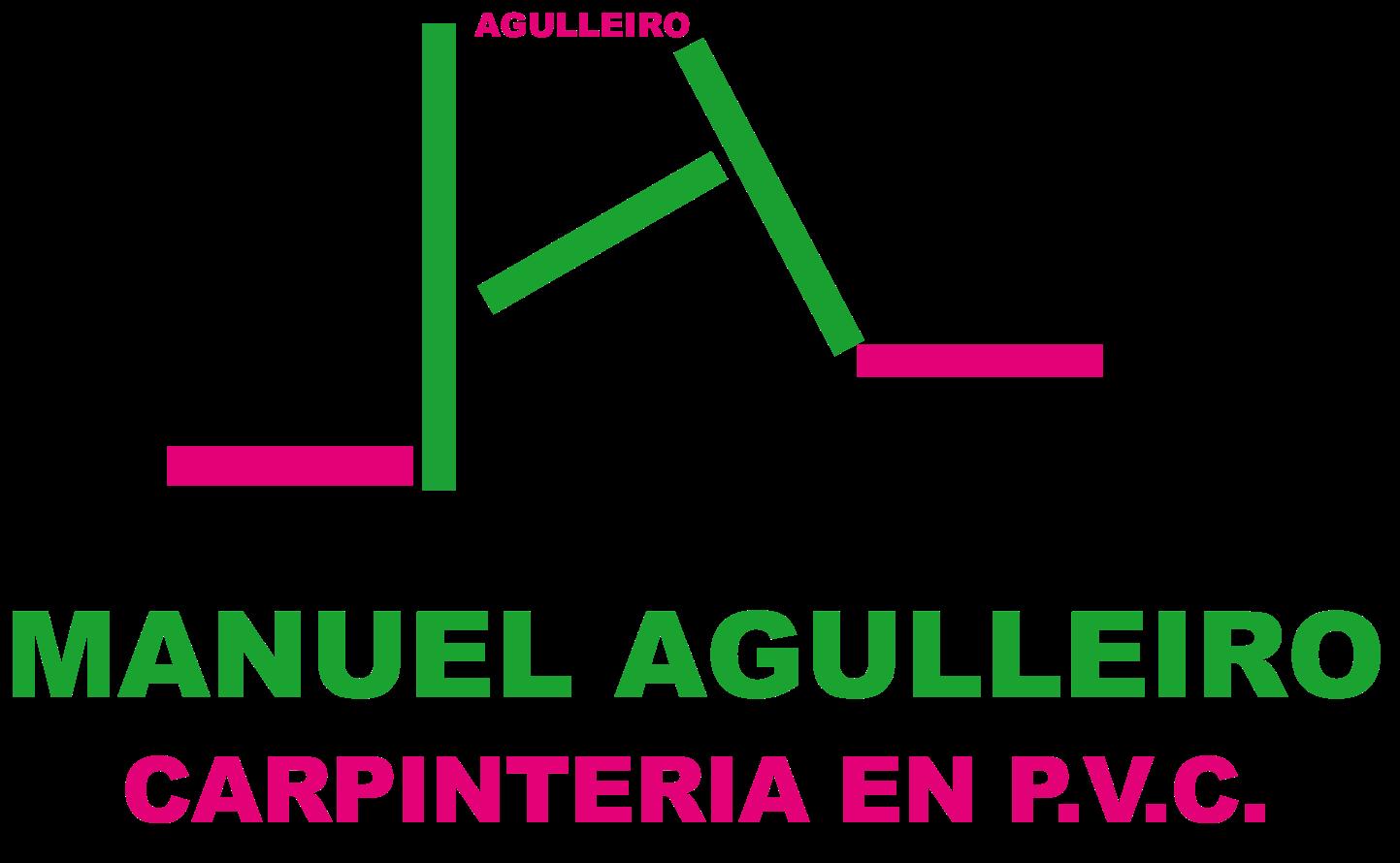Logo Carpintería PVC Manuel Agulleiro Cee